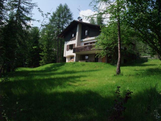 villa in vendita - fondo