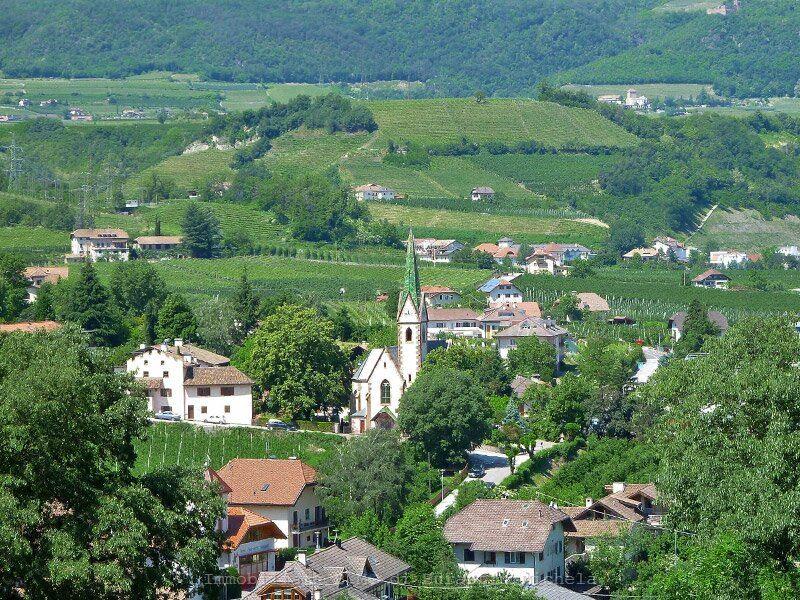 villa in vendita - appiano-sulla-strada-del-vino